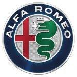 Alfa Romeo Auto Body Logo