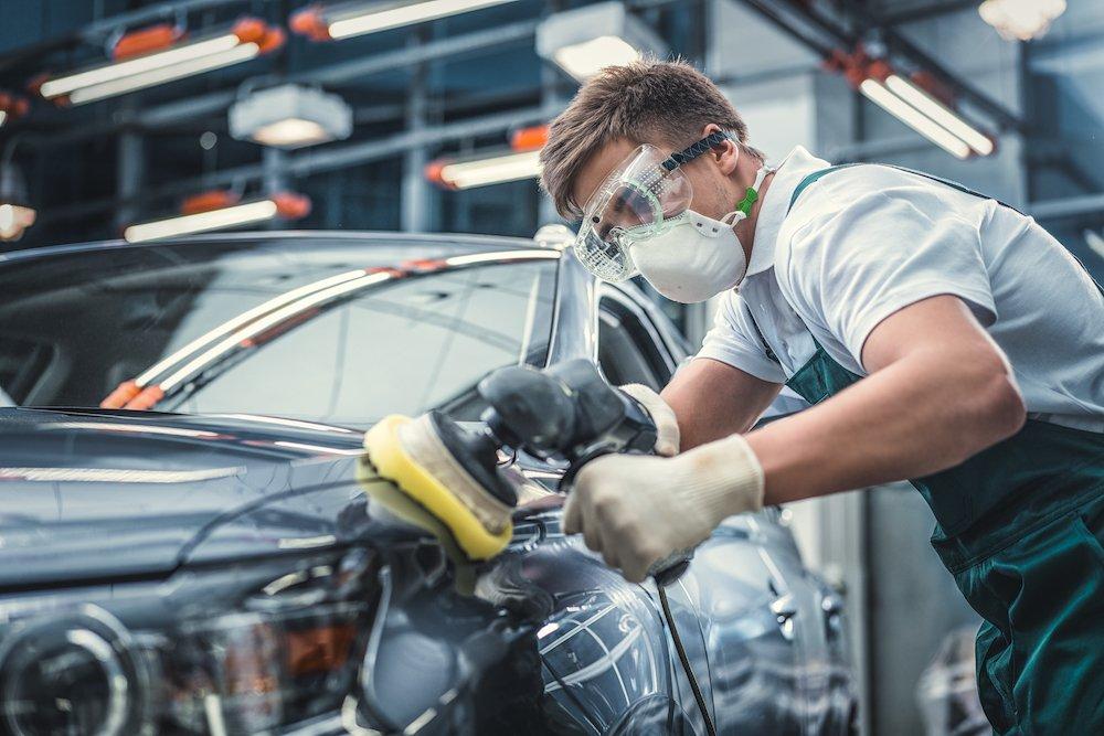 Paintless Dent Repair Autobody Car Service