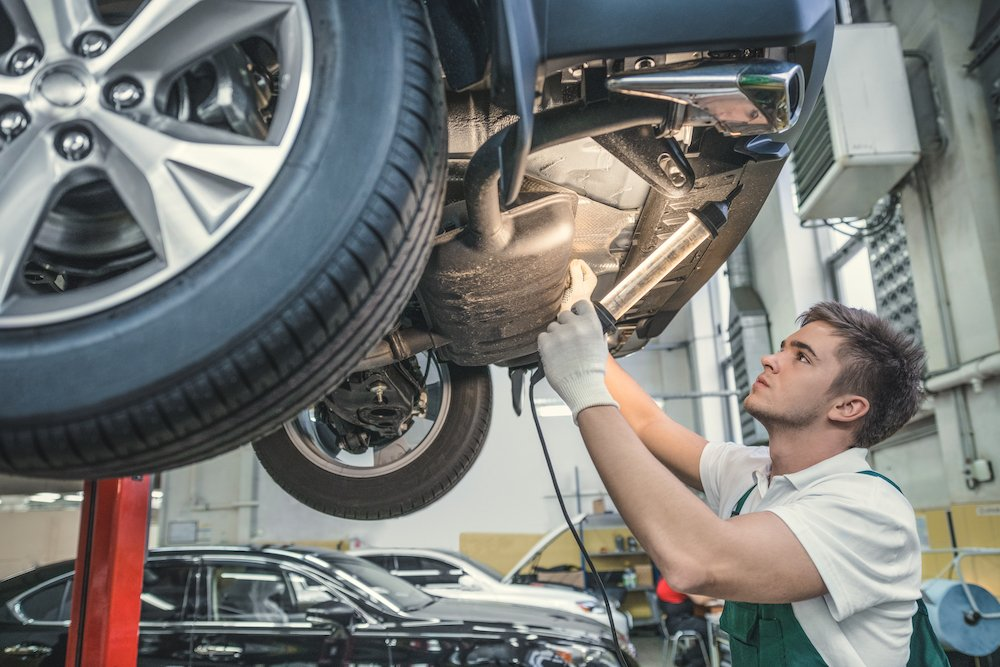 Auto Body Car Repair Mechanic
