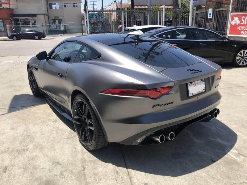 2016 JAG FTYPE R BEFORE