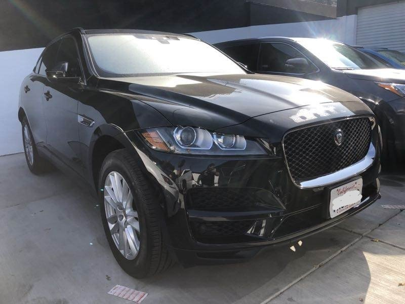 2017 JAG F PACE AFTER