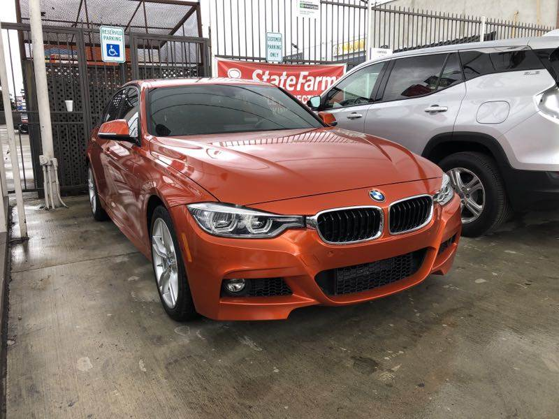 2018 BMW 3 SERIES AFTER