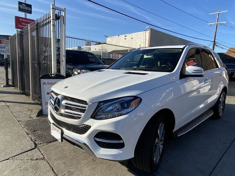 2018 MB GLE 350 AFTER