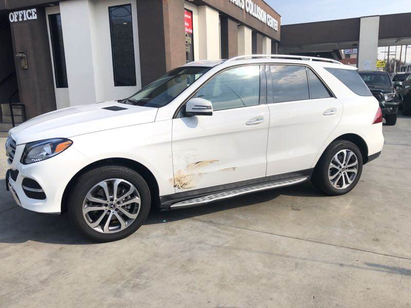2018 MB GLE 350 BEOFRE