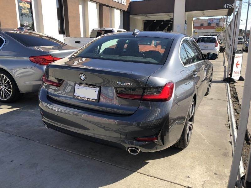 2020 BMW 3 SERIES BEFORE