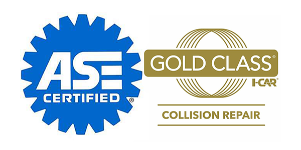 ASE Certified and Gold Class Collision Repair