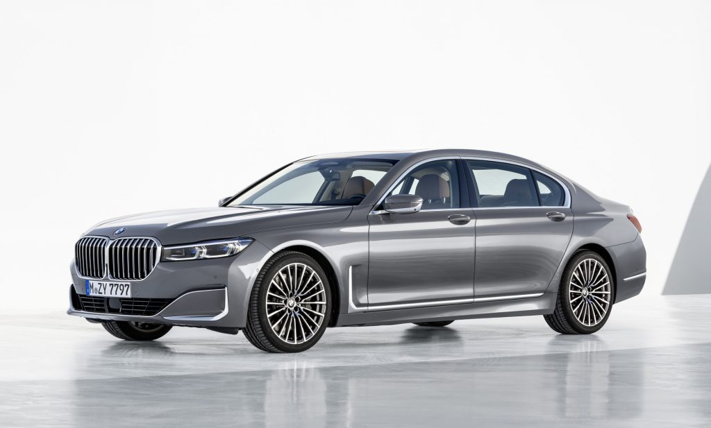 BMW 7 Series Auto Body Repair Shop