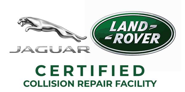 Jaguar Land Rover Certified Collision Repair Facility