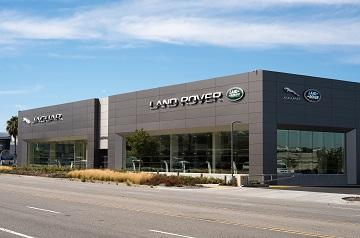 Land Rover South Bay Service Repair Facility
