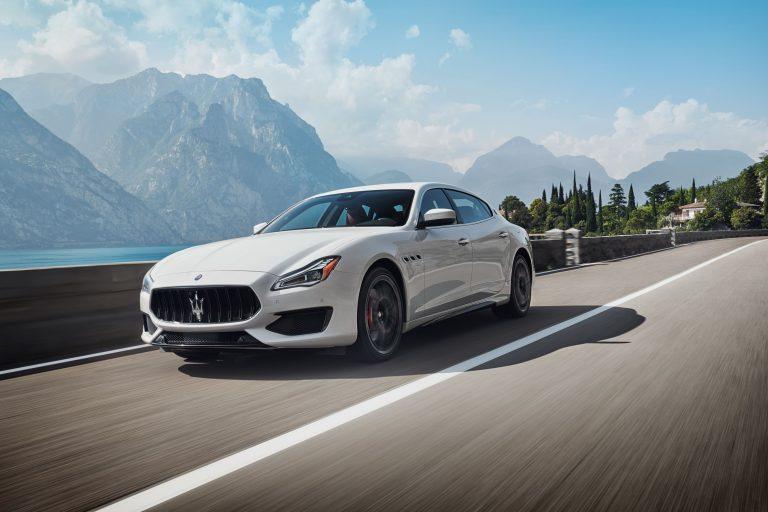 Maserati Quattroporte Autobody Repair Shop