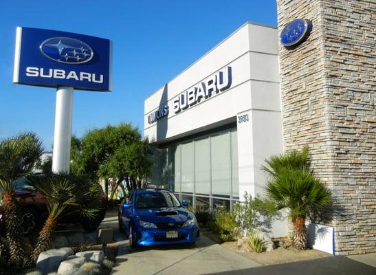 Timmons Subaru Service Repair Facility