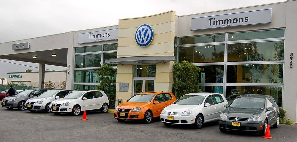 Timmons VW Service Repair Facility